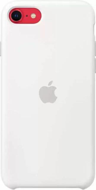 Силиконовый чехол для iPhone  7/8/SE2020 Белый