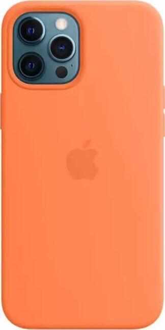Силиконовый чехол для iPhone 12 Pro Max Сливовый