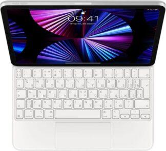 "Чехол-клавиатура Apple Magic Keyboard для iPad Pro 11""/Air, русская раскладка, белый"