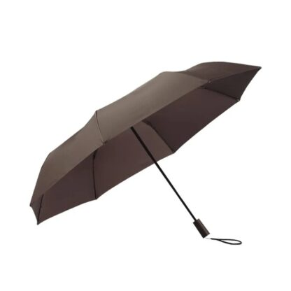 Зонт Xiaomi Tri-folded two-or-three sunny Umbrella  Brown